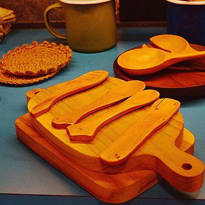 木器,餐具商品