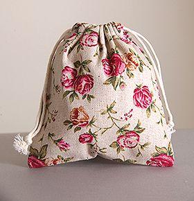 玫瑰花束口袋