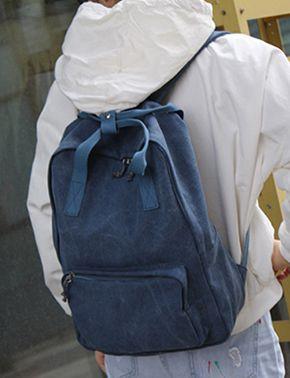 簡約後背包